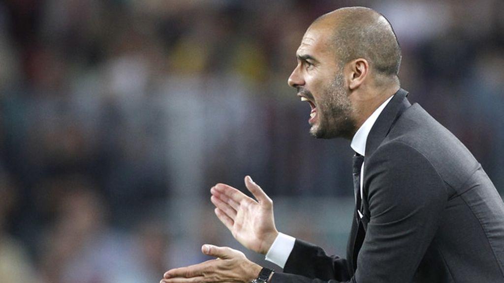 Guardiola ironiza asegurando que este año no ganarán el partido antes de jugarlo