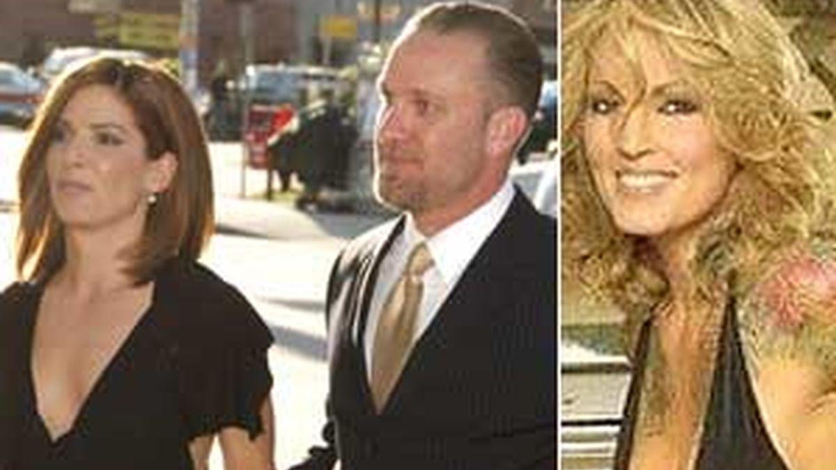 Sandra Bullock y su marido, en batalla legal contra una ex porno-star. Foto: Corriere della Sera