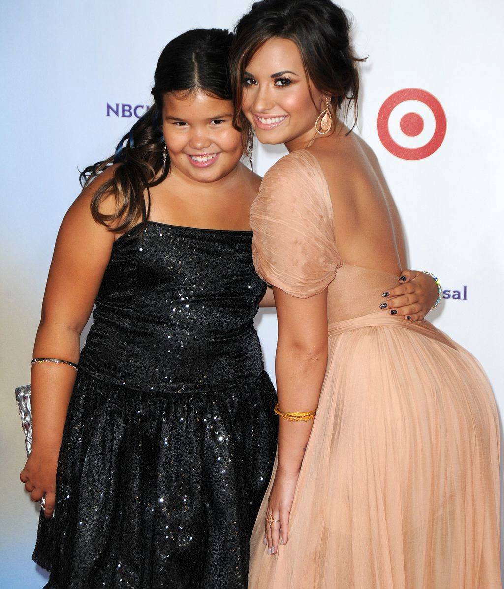 Demi Lovato y Madison