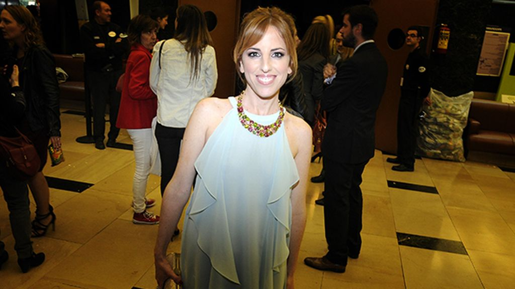 Celia de Molina, una de de las protagonistas de esta alocada comedia