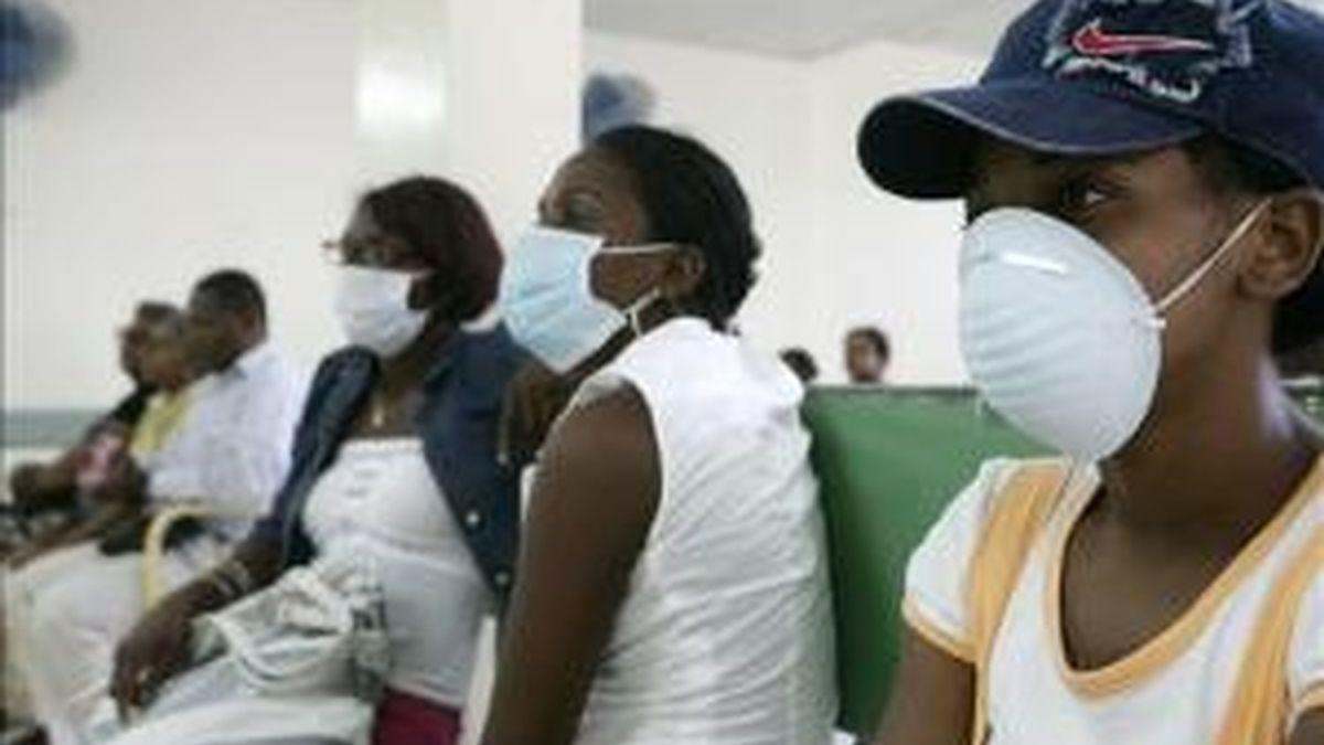 La vacuna, esperanza contra el H1N1. Foto: Archivo.