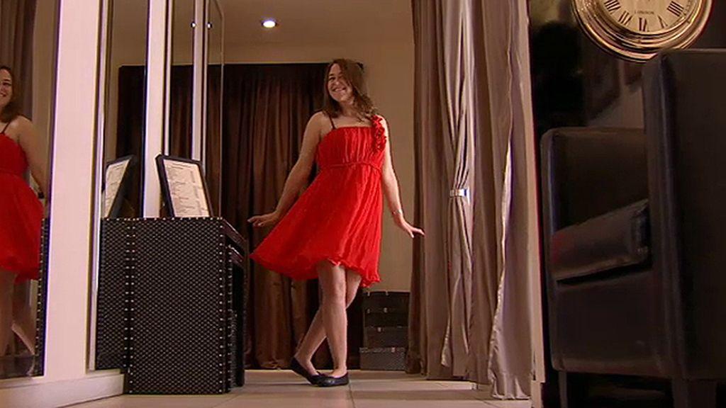 Irene, la 'personal shopper' de Lucía