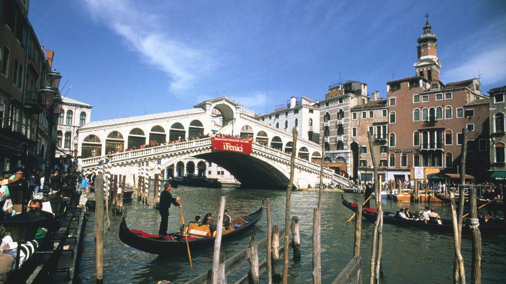 Ponte Rialto, Venecia