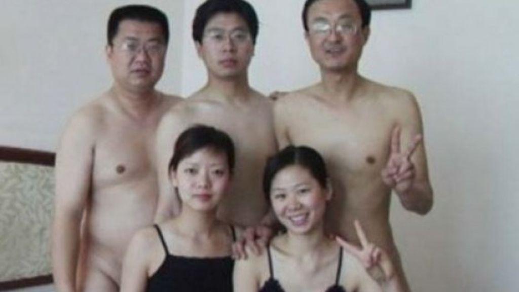 Escándalo por las fotos de una orgía de los miembros del gobierno chino