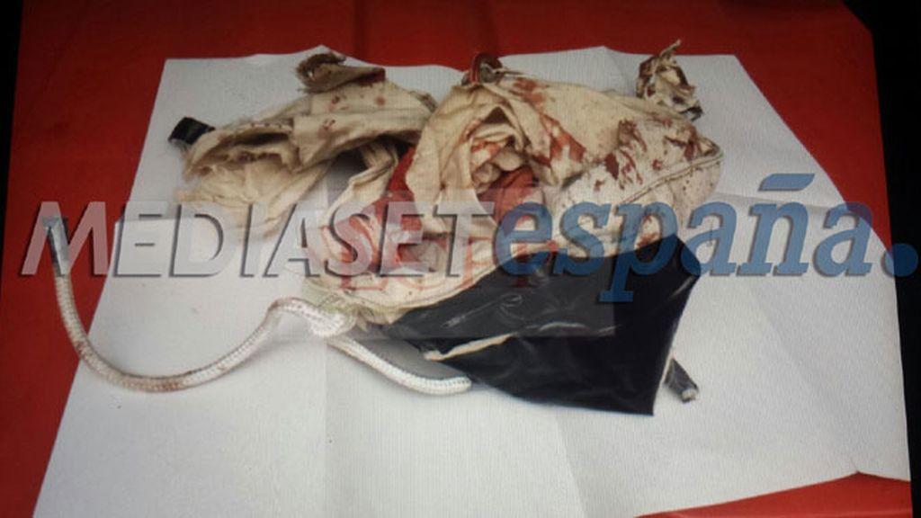 Así son los cinturones utilizados por los terroristas en los atentados de París