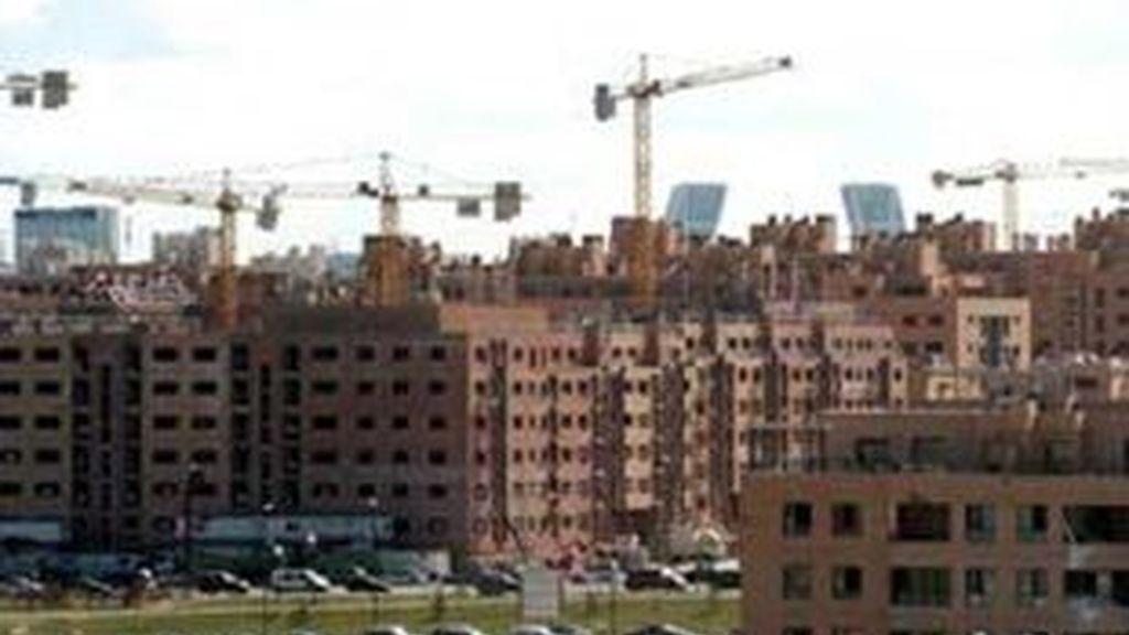 La construcción ha sido uno de los sectores más afectados. Vídeo: Atlas