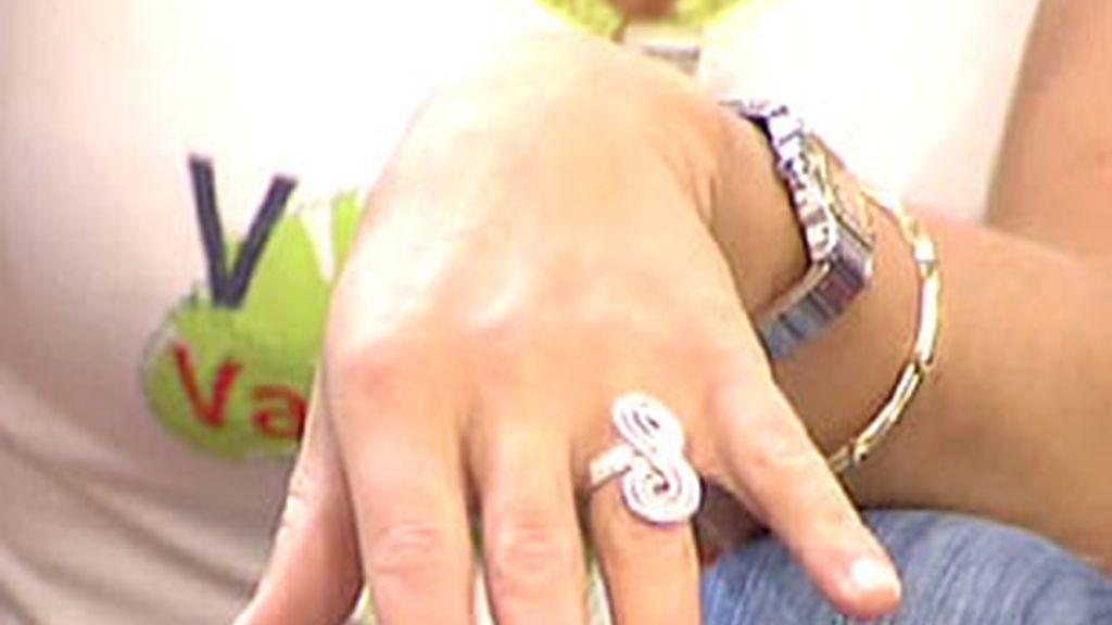 El anillo de pedida