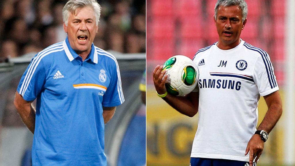El Real Madrid y Mourinho se reencuentran en la final de la 'International Champions Cup'