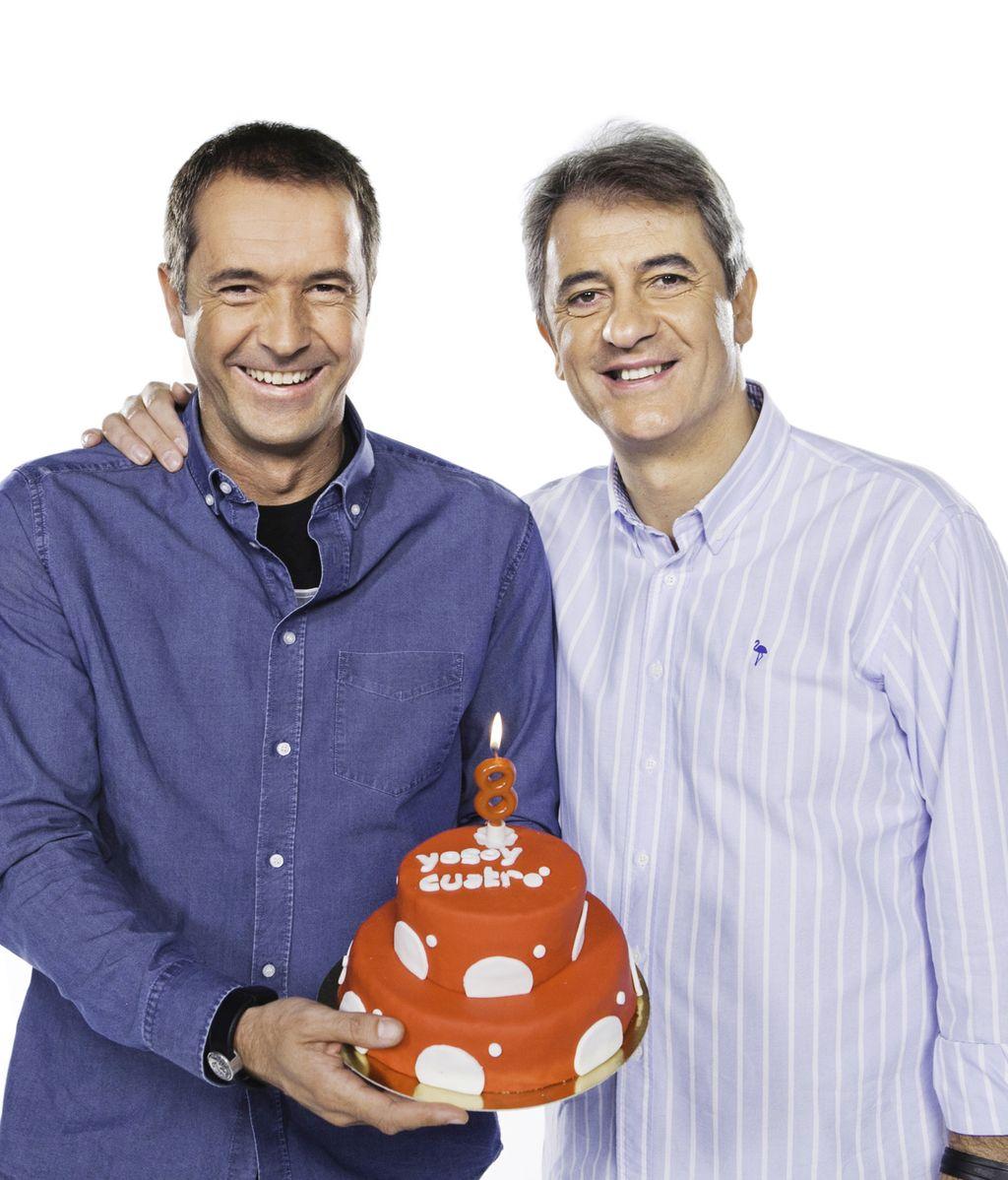 Manolo Lama y Manu Carreño