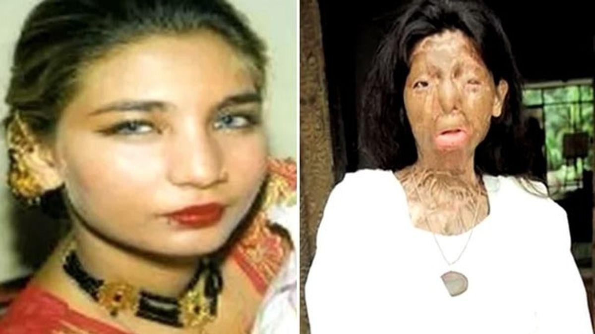 Fakhra Yunus, de 33 años