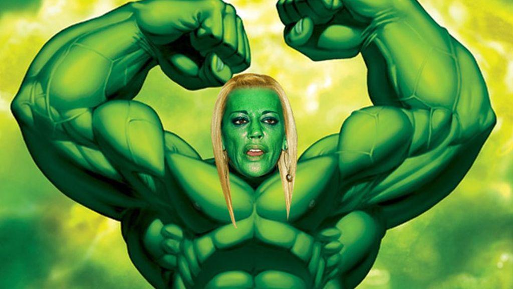 Belén Hulk