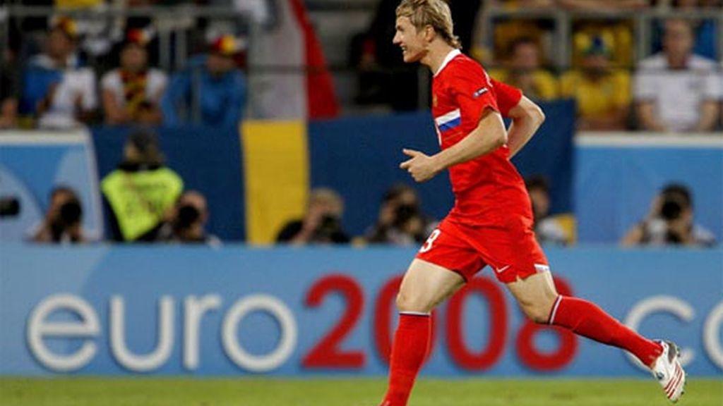 RUSIA 2-0 SUECIA
