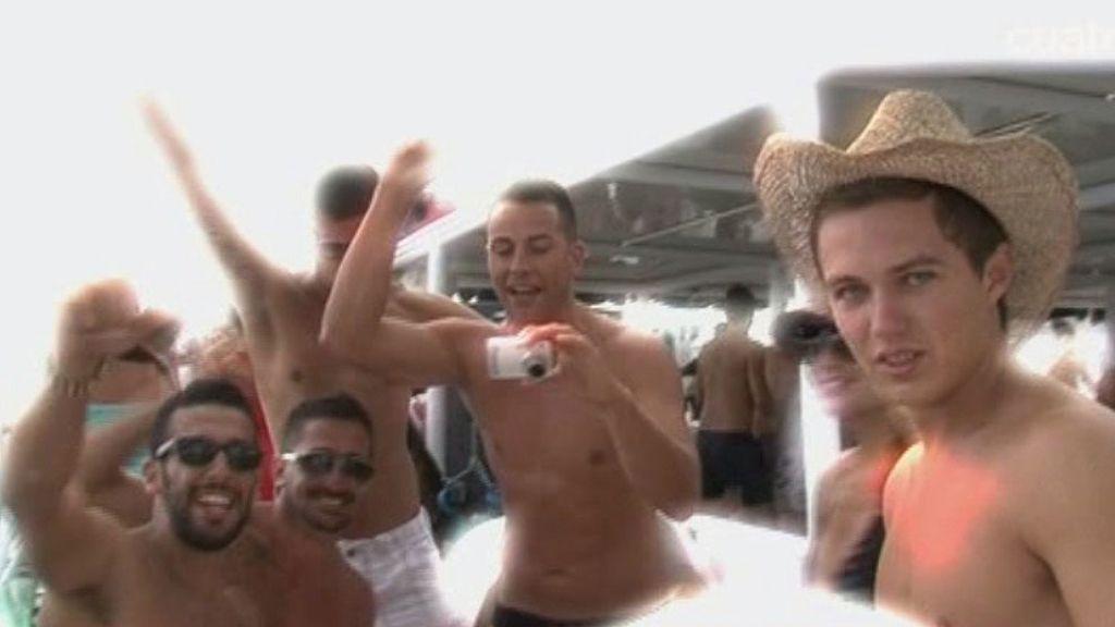 La mejor fiesta del mediterráneo en el velero 'Sea Party'