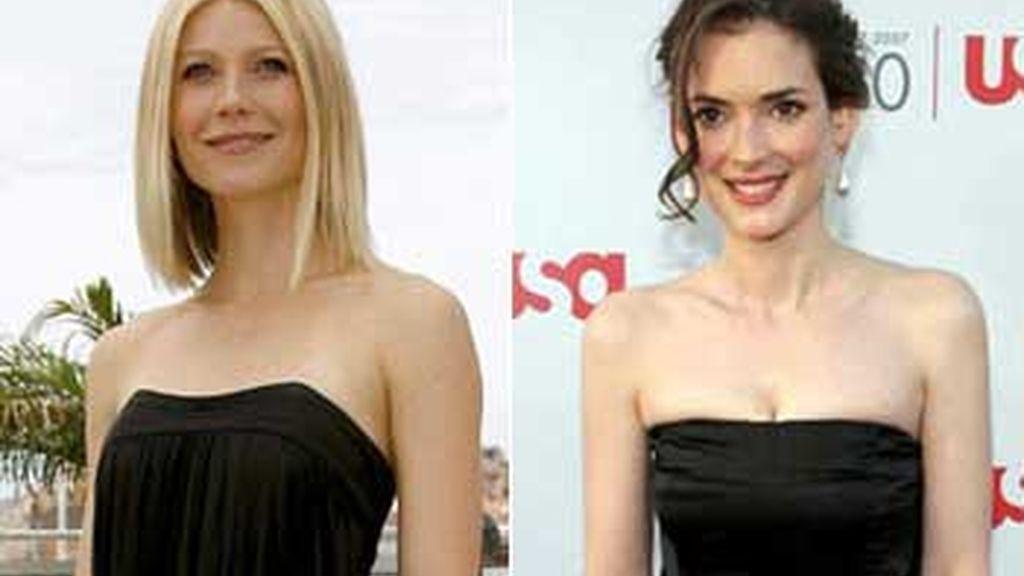 Las actrices llegaron a ser 'íntimas' amigas hace años. Foto: EFE.