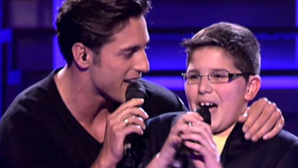 Los niños de 'Cántame una canción'
