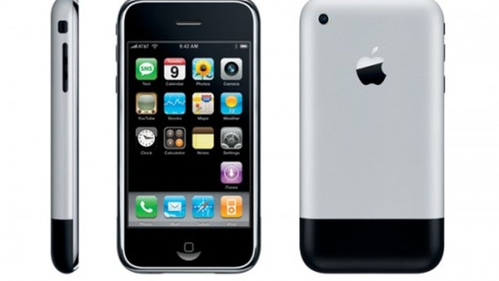 iPhone obsoleto, iPhone 2G