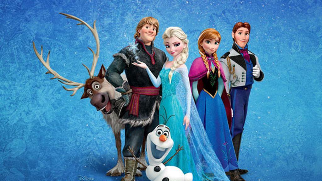 Frozen, muy lejos de la congelación