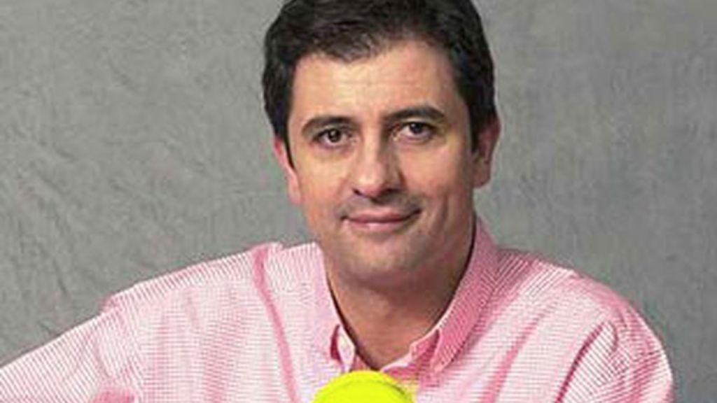Manolo Lama se incorpora al equipo de deportes de la Cope