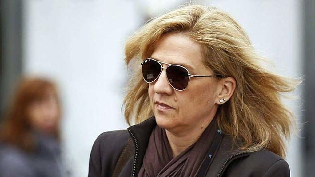 Suspendida la imputación de la Infanta Cristina
