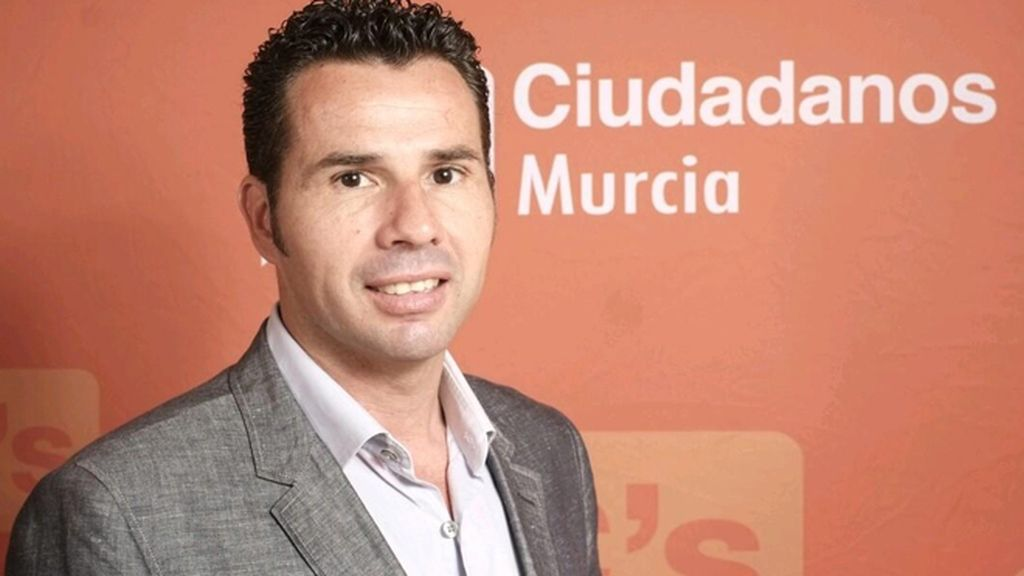 C's destituye al delegado territorial de Murcia por las presuntas irregularidades de financiación