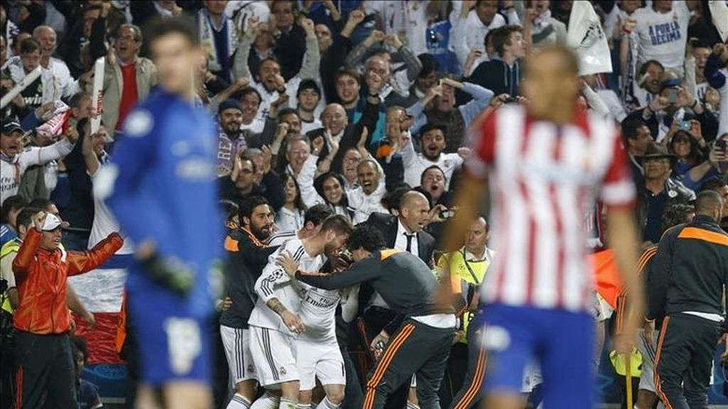 Champions League, Real Madrid, Atlético de Madrid, vídeos virales