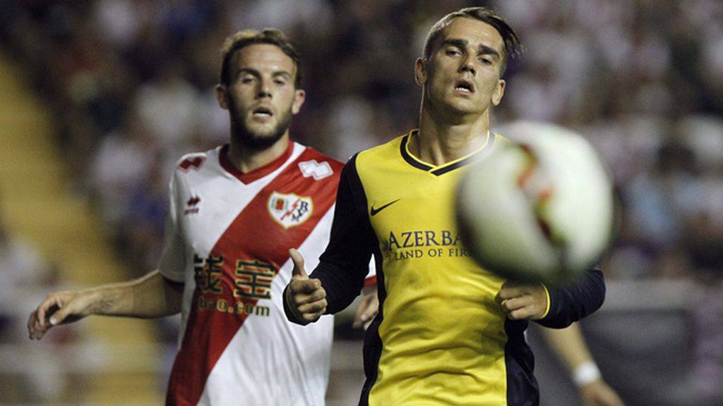 Rayo Vallecano-Atlético de Madrid