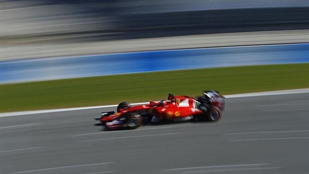 Ferrari confirma su dominio y McLaren sigue penando en el cierre de Jerez