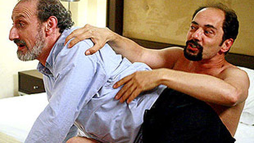 Antonio y Enrique, irreconciliables