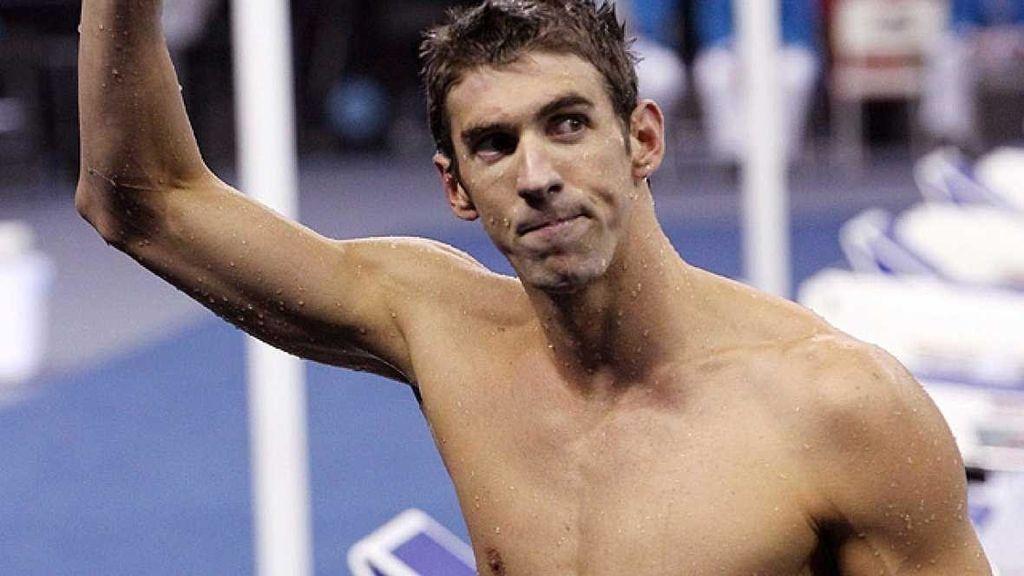 Uno, dos, tres y hasta ocho oros para Michael Phelps