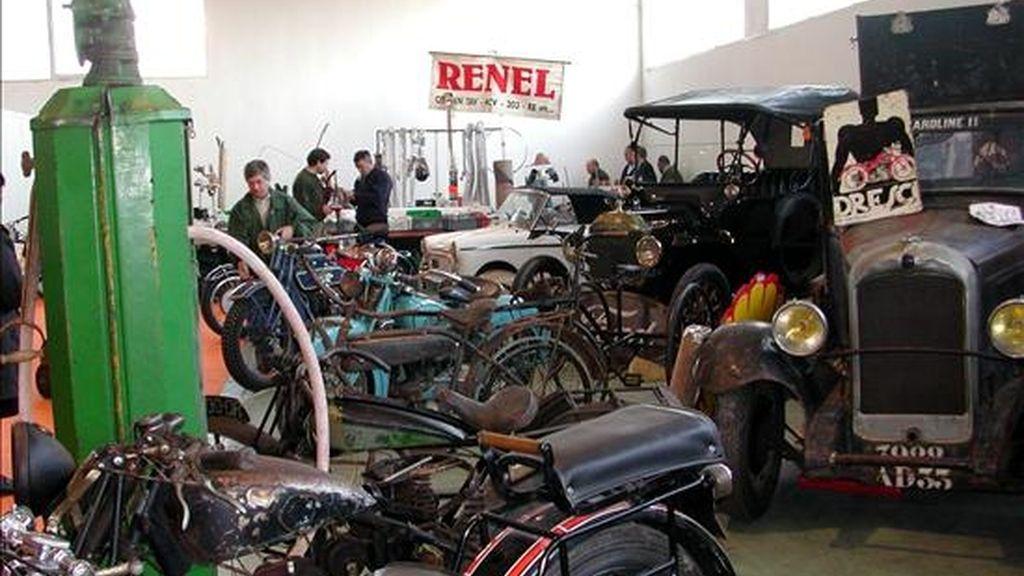 """Según anunció la casa de subastas Bonhams, cerca de 80 vehículos clásicos, la mayoría pertenecientes al coleccionista Ted Leonard, saldrán a la venta durante la """"Greenwich Concours d'Elegance"""". EFE/Archivo"""