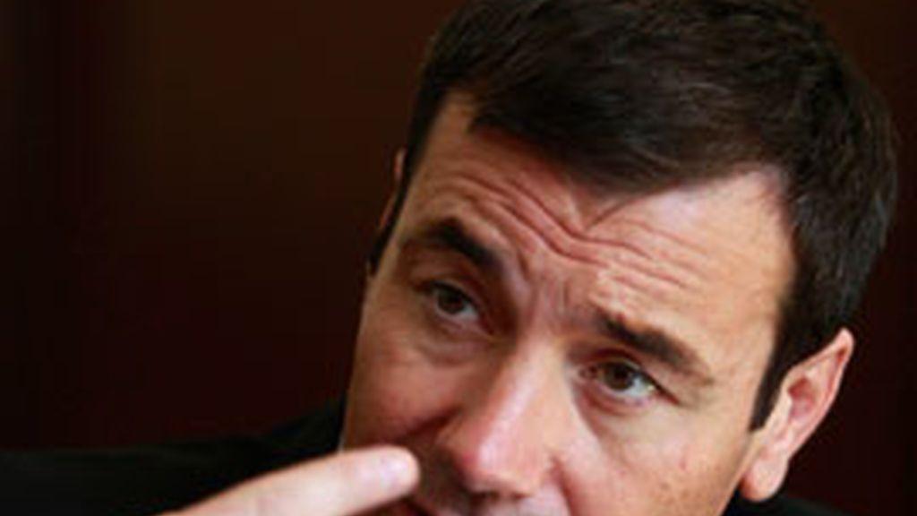 Tomás Gómez se muestra escéptico ante la reforma constitucional. Foto: Reuters.