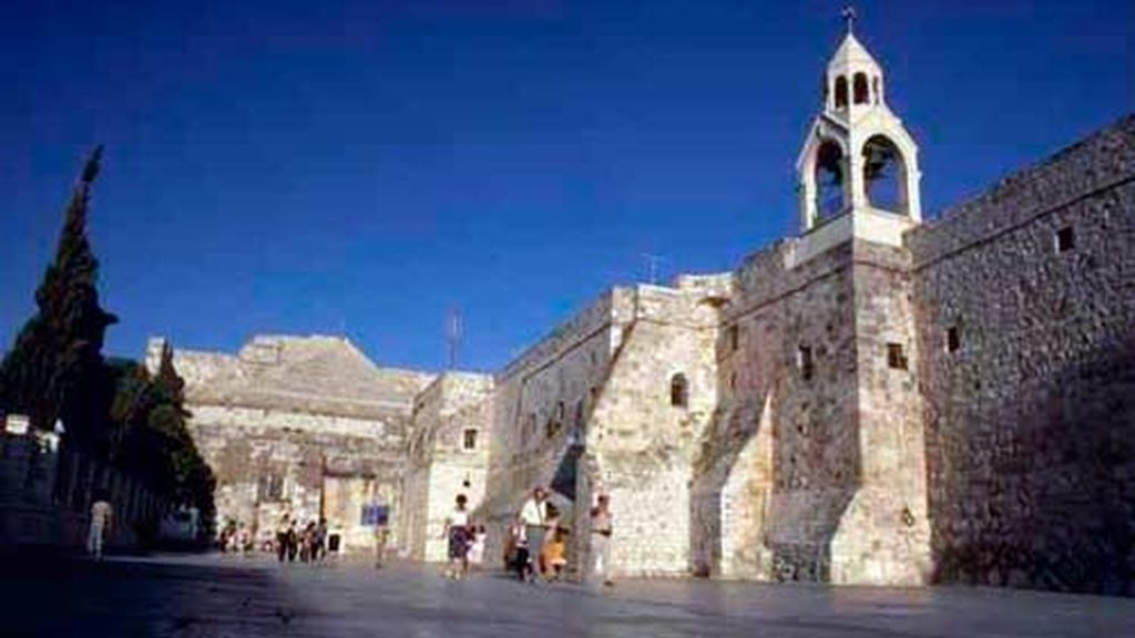La Iglesia de la Natividad de Belén
