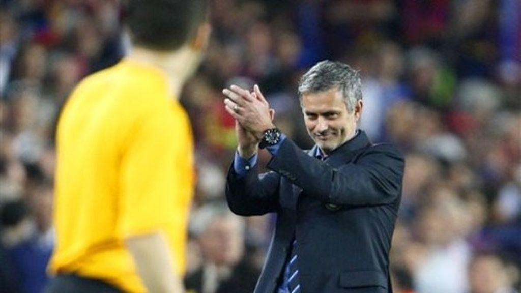 Mourinho, genio y figura