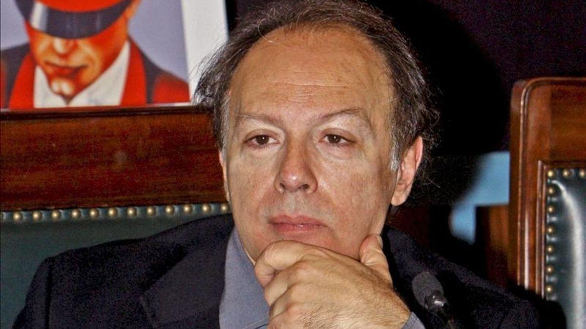 Imagen del escritor Javier Marías. EFE/Archivo