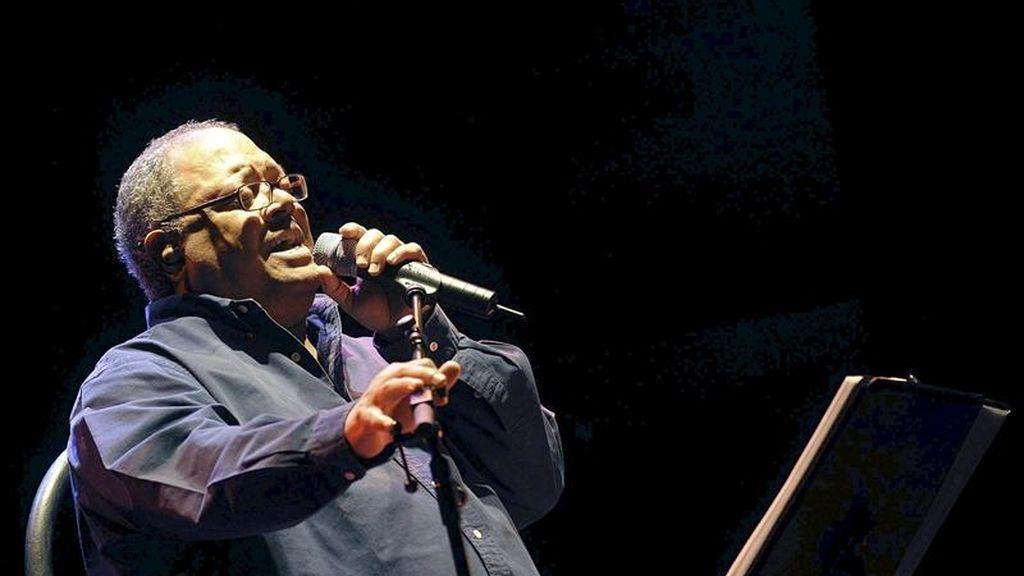 En la imagen, el cantautor cubano Pablo Milanés. EFE/Archivo