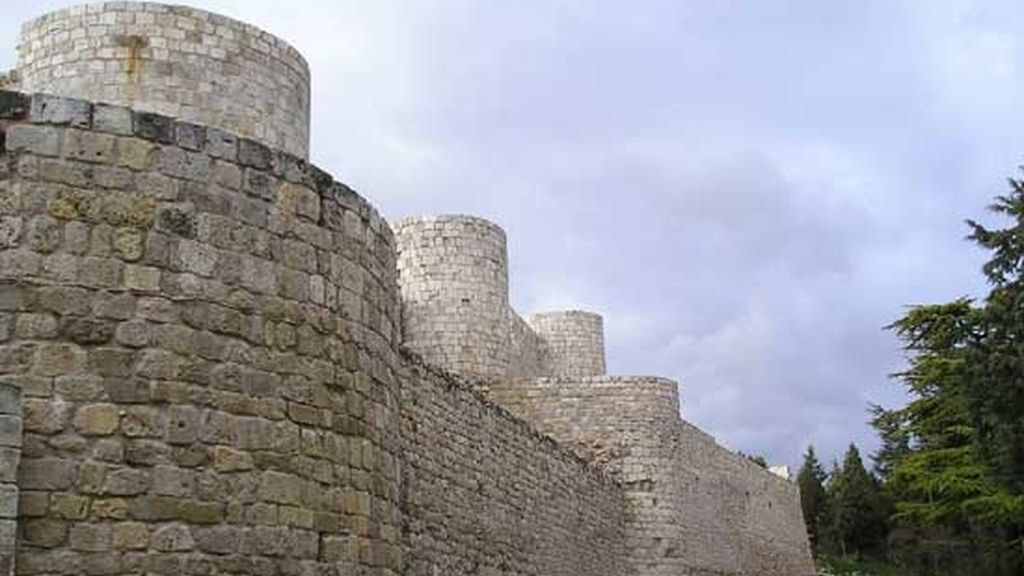 Enclavada en la Castilla profunda