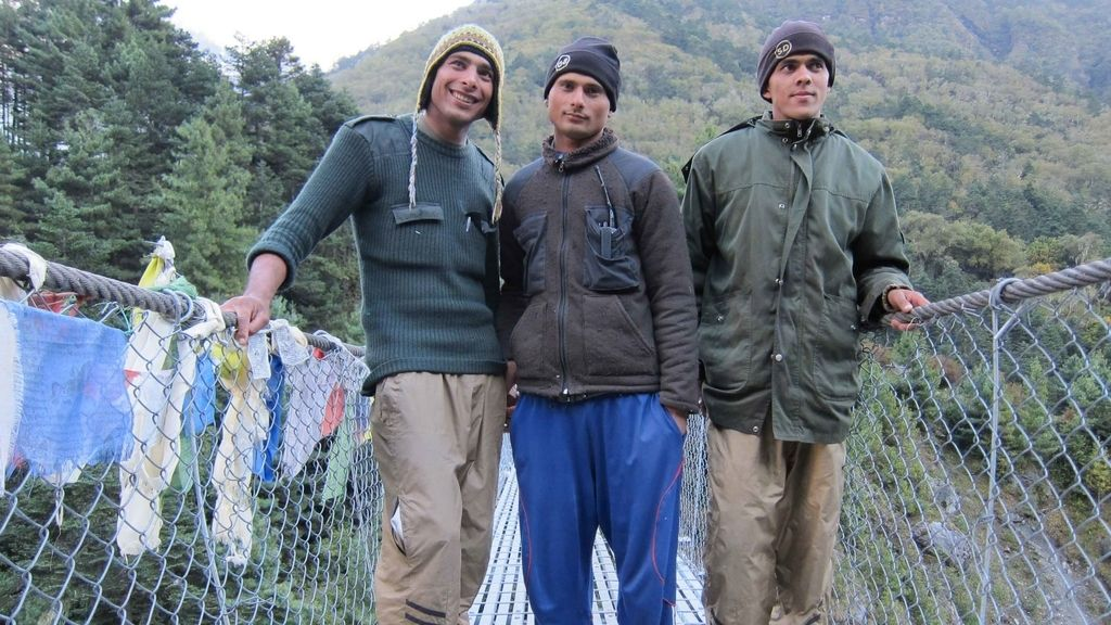 En líos con el ejército nepalí