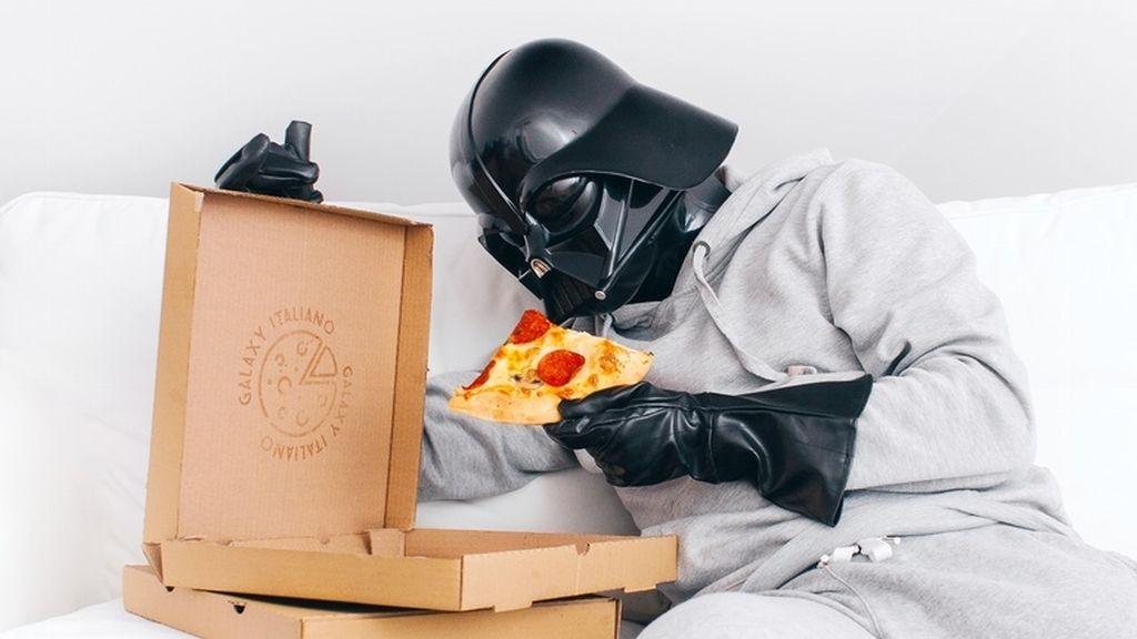 Un curioso proyecto fotográfico de un fan de 'Star Wars'