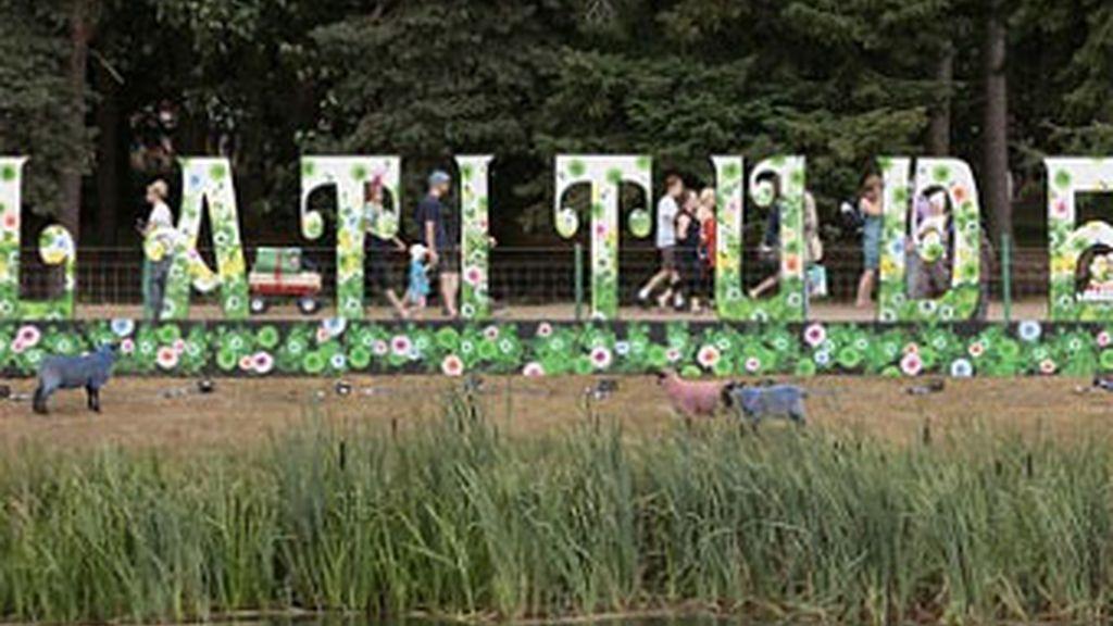 El Latitude Festival es el mayor festival popular para familias. Foto: Daily Mail