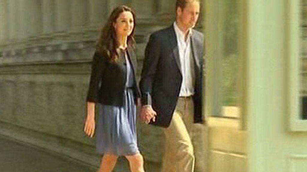 ¿Qué hicieron Guillermo y Catalina tras la boda real?