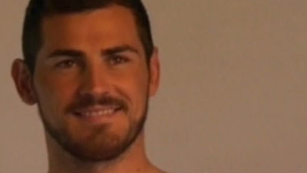 Iker Casillas, el portero más sexy
