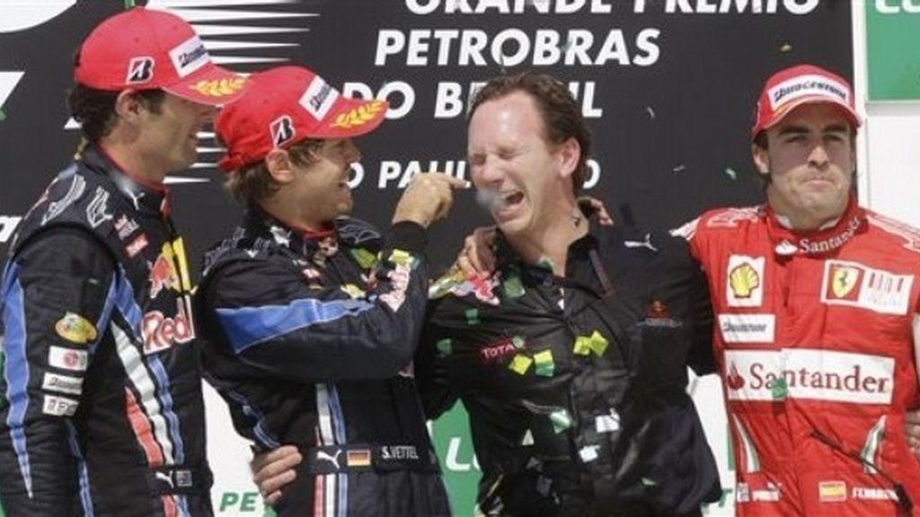 GP BRASIL: Alonso resiste y el título se decidirá en Abu Dhabi