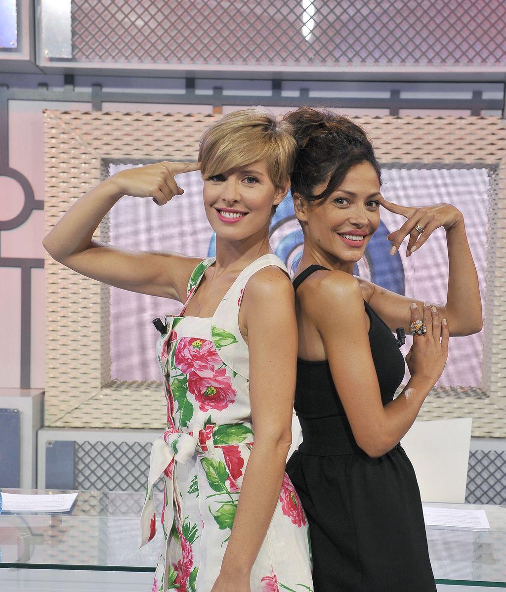Tania Llasera y Patricia Pérez