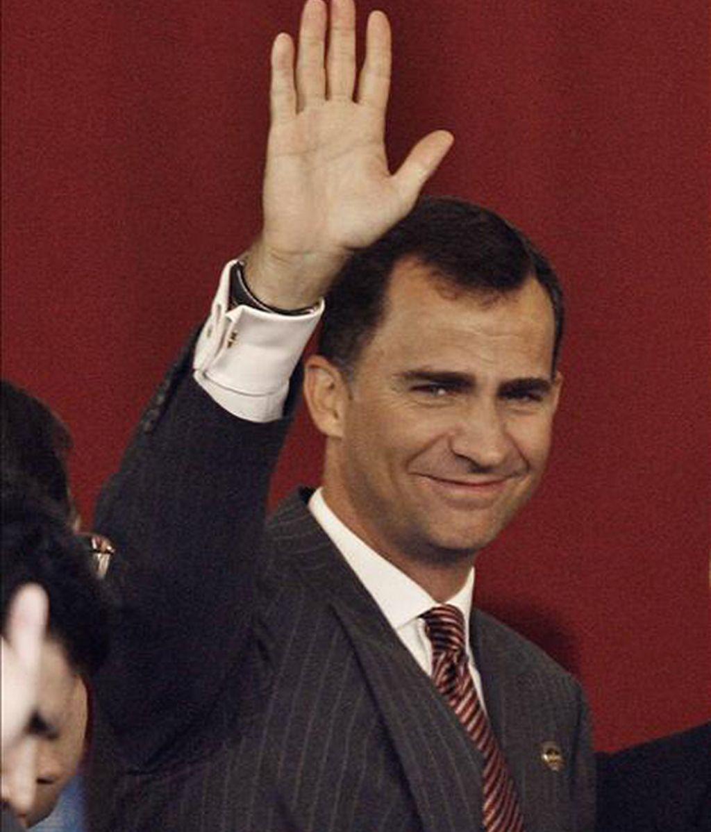 Don Felipe, la imagen de renovacion de la corona española en el mundo