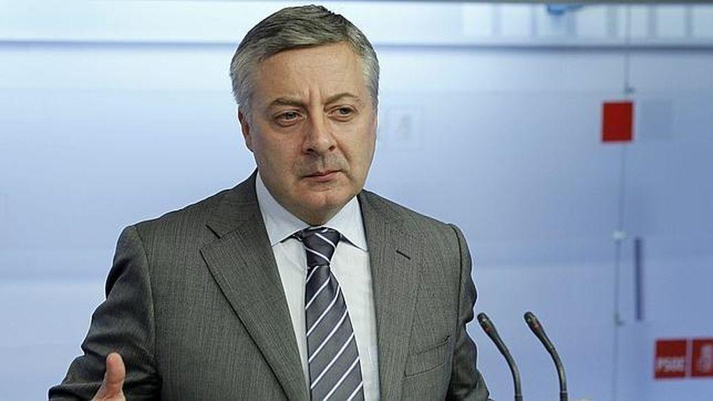 José Blanco, portavoz de Gobierno y ministro de Fomento