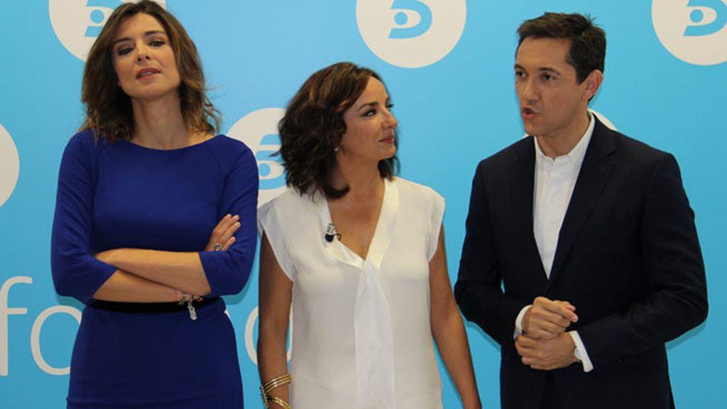Sandra Barneda será la presentadora del programa