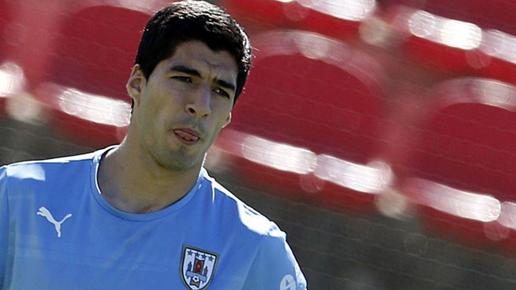 Luis Suárez Uruguay