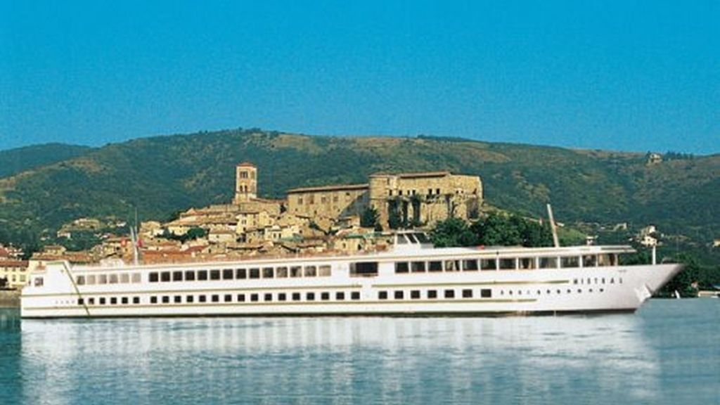 Crucero por el Ródano (Francia y Suíza)