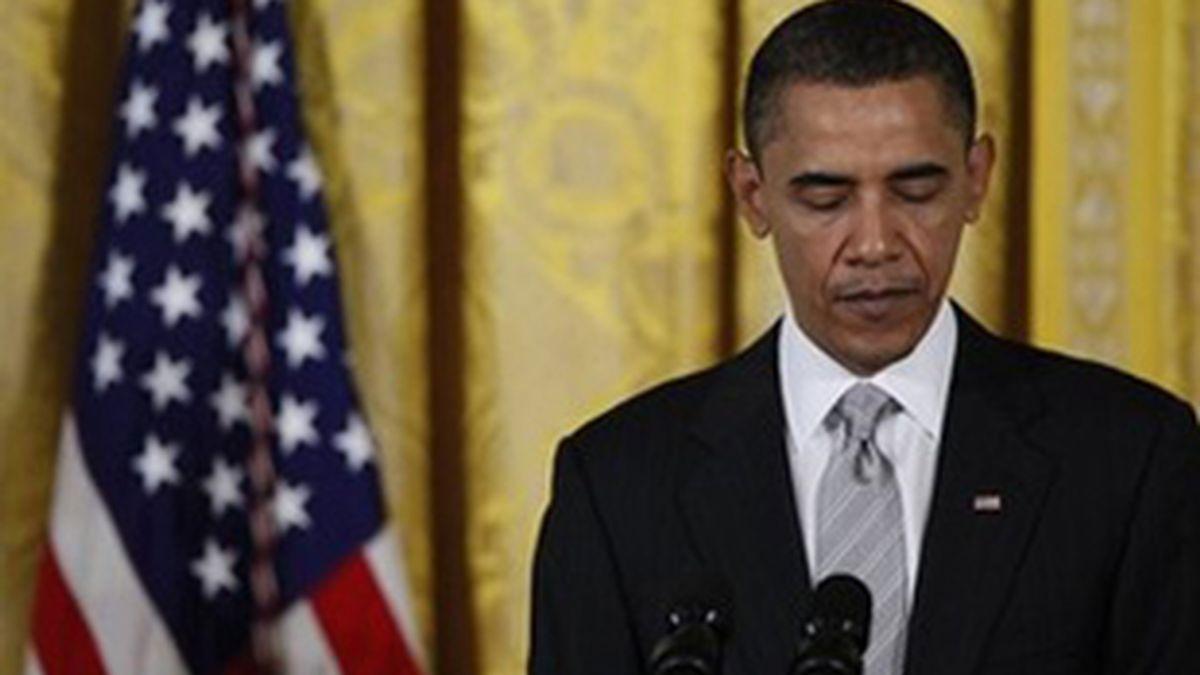 El presidente de los EEUU, Barack Obama. Foto: AP