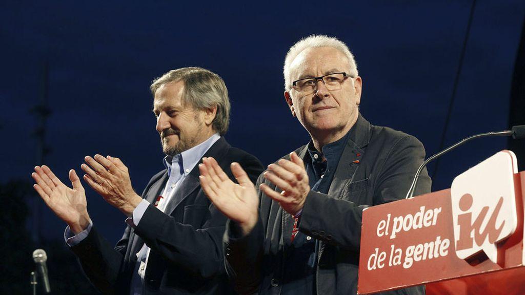 Izquierda Unida cierra la campaña electoral en Madrid